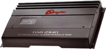 Produktfoto Dragster DAB 2340