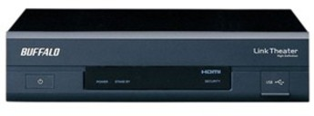 Produktfoto Buffalo LT-H90LAN Linktheater HD Digital Media Player