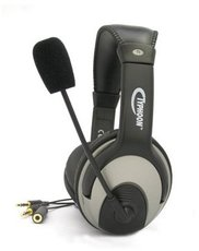 Produktfoto Typhoon Flick Stereo Headset 60012