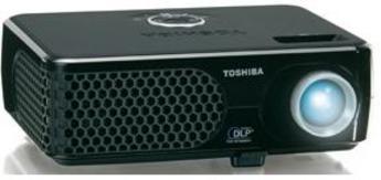 Produktfoto Toshiba TDP-XP1
