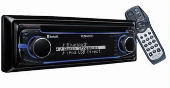 Produktfoto Kenwood KDC-BT8141U