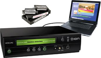 Produktfoto ION VCR 2 PC
