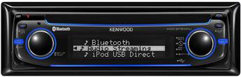 Produktfoto Kenwood KDC-BT 8141 UY