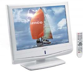 Produktfoto Lenco DVT-2235 W