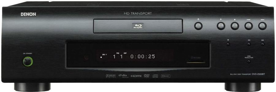 Denon DVD-2500BT Blu-ray Player: Tests & Erfahrungen im ...