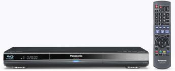 Produktfoto Panasonic DMP-BD 55 EG
