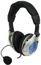 Produktfoto Logilink Stereo Headset BASS Vibration HS0009