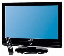 Produktfoto AEG CTV 4882 DVB-T