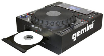 Produktfoto Gemini CDJ-202