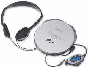 Produktfoto Sony D-EJ 915