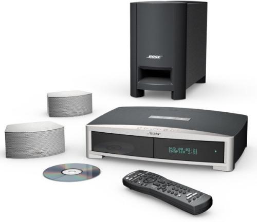 bose 3 2 1 series iii dvd heimkinosystem tests. Black Bedroom Furniture Sets. Home Design Ideas