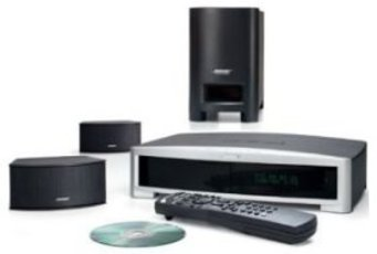 bose 3 2 1 gs series iii dvd heimkinosystem tests. Black Bedroom Furniture Sets. Home Design Ideas