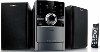 Produktfoto Philips MCM 166/12