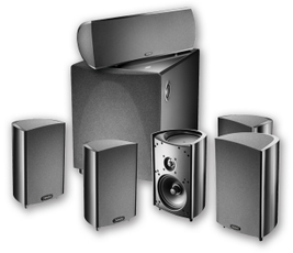 Produktfoto Definitive Procinema 600 System