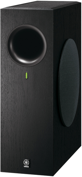 yamaha ns sw 210 subwoofer aktiv tests erfahrungen im. Black Bedroom Furniture Sets. Home Design Ideas