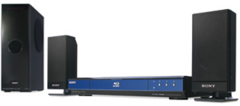 Produktfoto Sony BDV-FS350