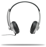 Produktfoto Logitech Clearchat Premium Headset FOR PC