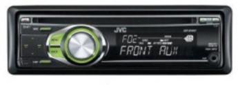 Produktfoto JVC KD-R302