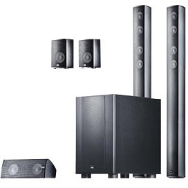 Canton Movie CD 1000 Surround Lautsprechersystem: Tests ...