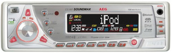 Produktfoto AEG CS MP Soundmax