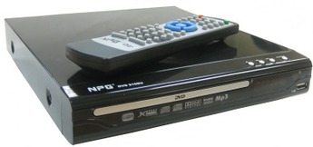 Produktfoto NPG Tech DVD 210 SU