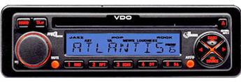 Produktfoto VDO Dayton CD 5305