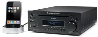 Produktfoto Cambridge Audio ONE