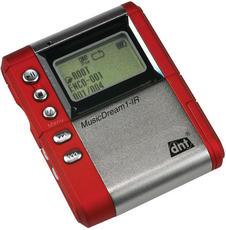 Produktfoto DNT MP3 Musicdream 1-IR