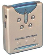 Produktfoto Microboss MP3 Pocket