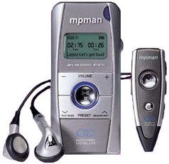 Produktfoto MPman MP-M 700