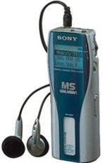 Produktfoto Sony NW-MS 7