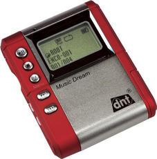 Produktfoto DNT MP3 Musicdream 1-E