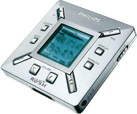Produktfoto Philips SA 125 RUSH