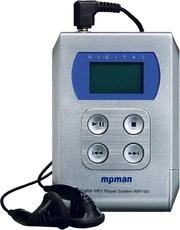 Produktfoto MPman MP-F 50