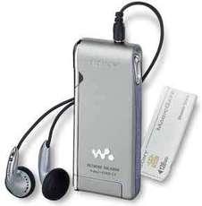 Produktfoto Sony NW-MS 11