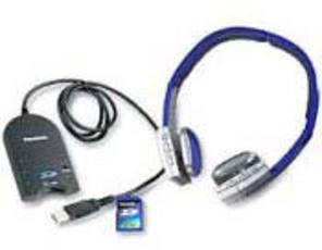 Produktfoto Panasonic SV-SD 05