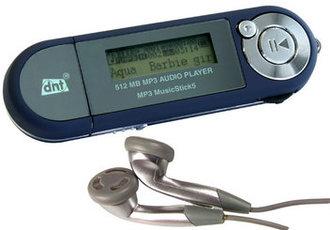 Produktfoto DNT MP3 Musicstick 5 N
