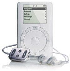 Produktfoto Apple iPod MAC (M 8738)