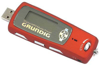 Produktfoto Grundig MP 500