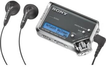 Produktfoto Sony NW-E 95