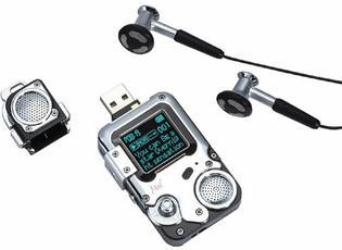 Produktfoto DNT MP3 STAR 5-IR