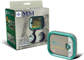 Produktfoto MSI MEGA Player 515