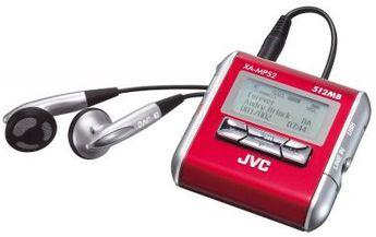 Produktfoto JVC XAM-P52BLK