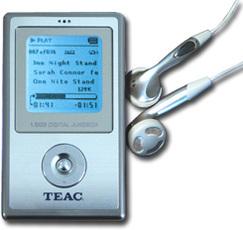 Produktfoto Teac MP-2000