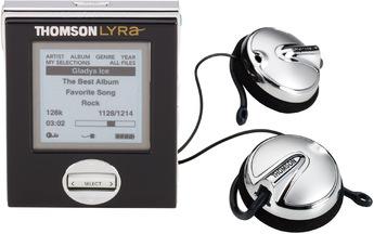 Produktfoto Thomson PDP 2845 LYRA