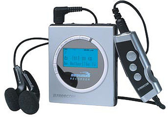 Produktfoto Freecom Beatman Flash Recorder