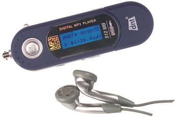 Produktfoto DNT MP3 Musicstick 5