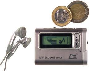 Produktfoto DNT MP3 JOY2 DRM