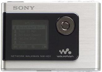 Produktfoto Sony NW-HD 1