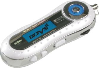 Produktfoto Odys MP3-S12